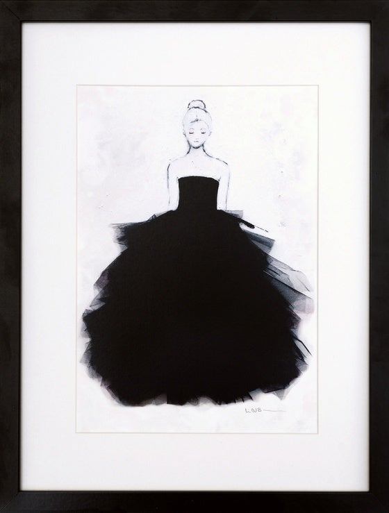 Image of A5/A4/A3 Print # Chic - 79KR/250KR