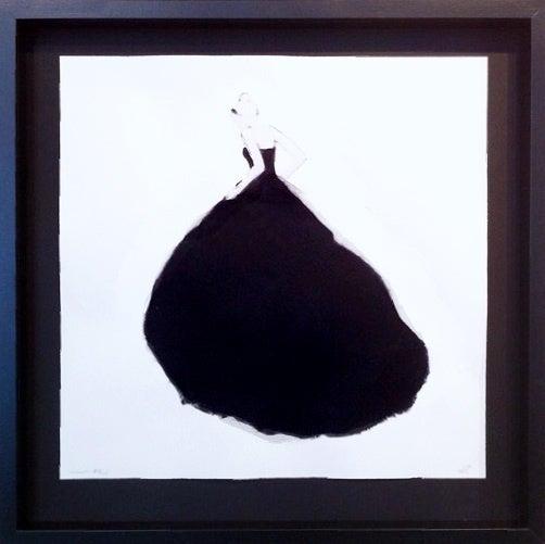 Image of Litografi #1 - 2500kr