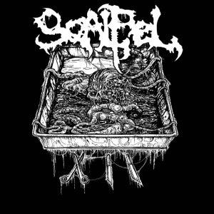 "Image of SCALPEL ""Tub O' Guts"" T-Shirt"