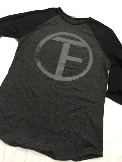 Image of TRAPfornia Big Logo Baseball Tee