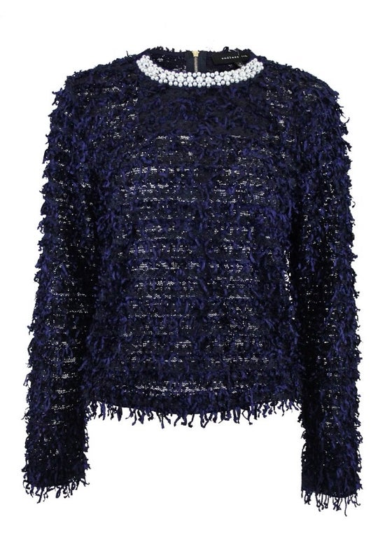 Image of Blues blouse