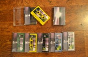 Image of Craig Ward & Radboud Mens – The Drive To Taxonomy - Cassette With Download Code