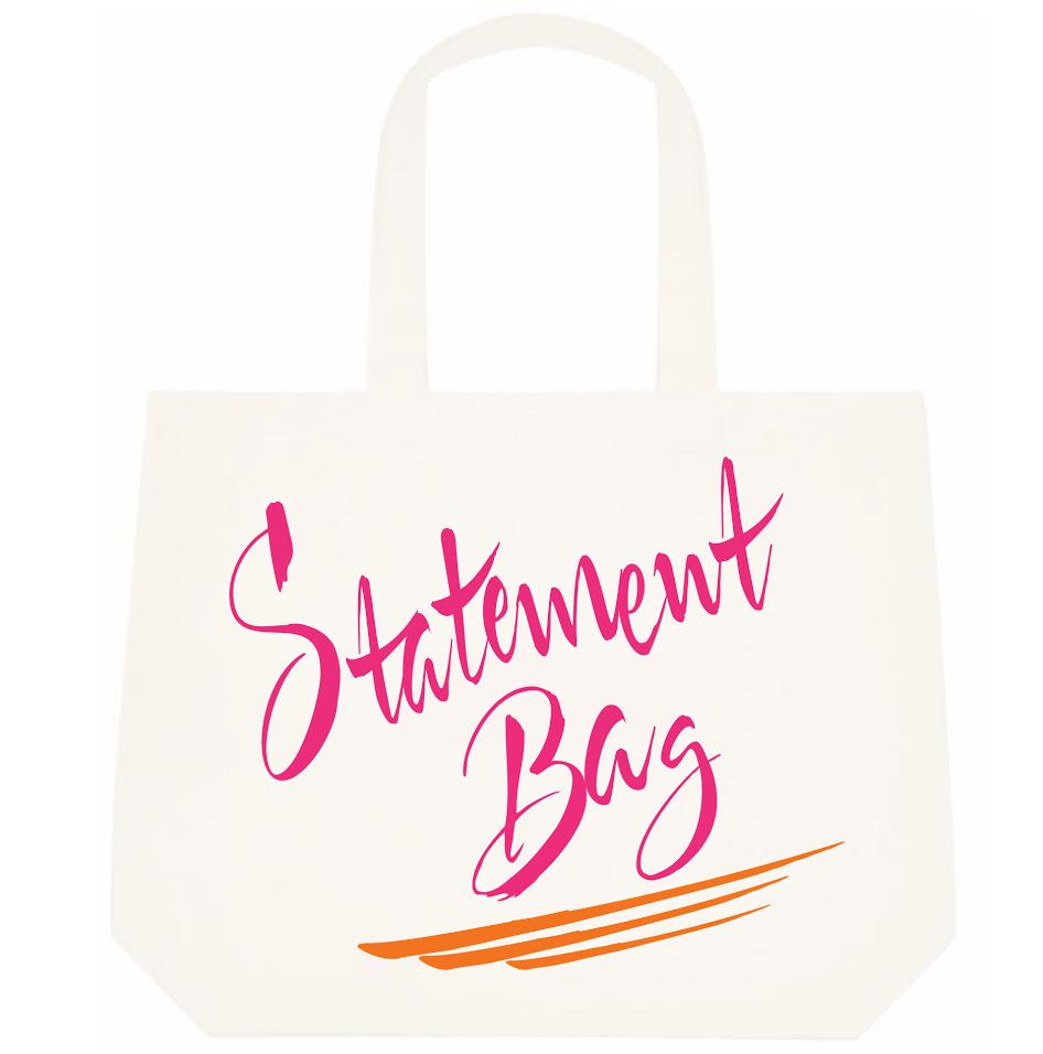 "Image of ""Statement Bag"" Tote"