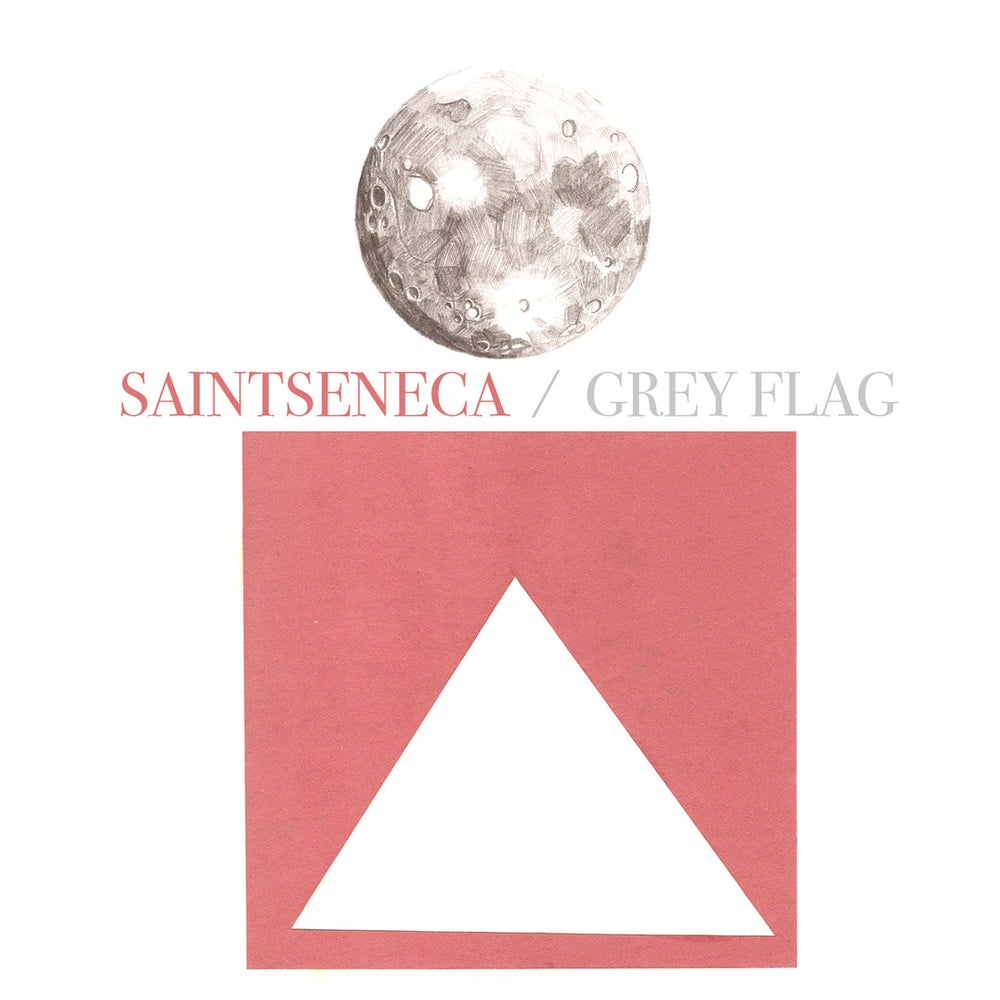 Image of 'Grey Flag' LP