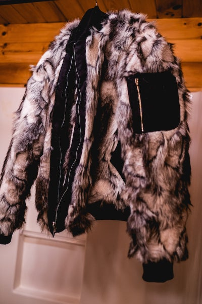 Image of Wolf Iditarod Jacket