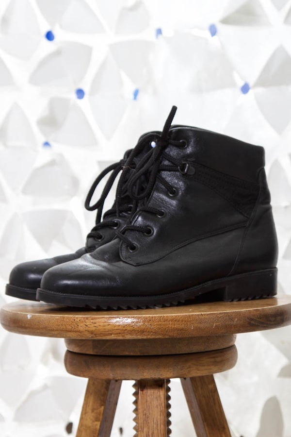Image of Vintage leather boots