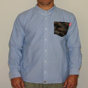 Image of Cloak - Button Up