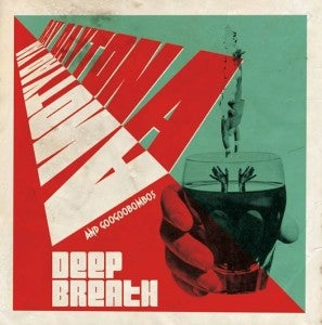 "Image of Ray Daytona & the GooGooBombos ""Deap Breath"" 10""!!! *BRAND NEW*"
