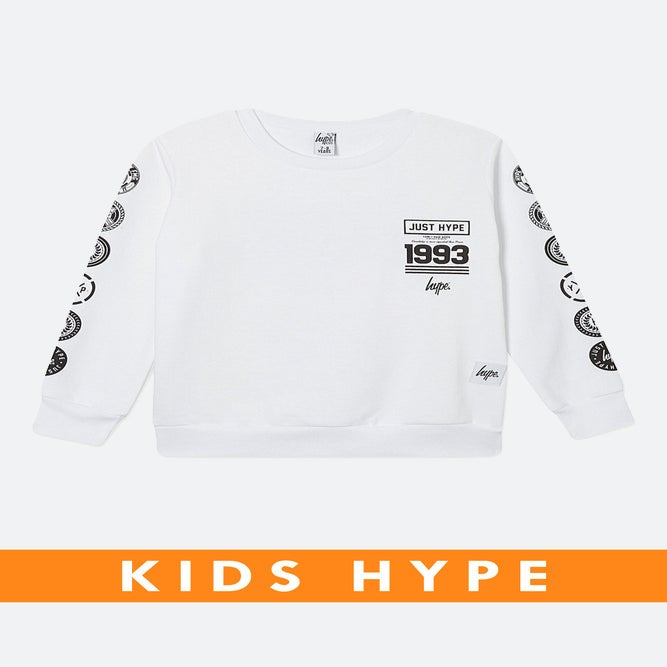 Image of HYPE KIDS. EMBLEM CITY CREW