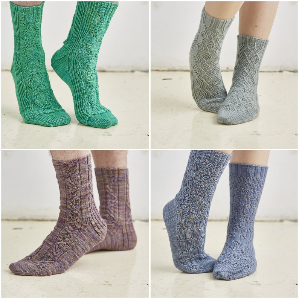 Image of Coop Knits Sock VOL 2