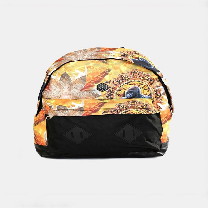 Image of HYPE. GOLDEN GORILLA BACKPACK
