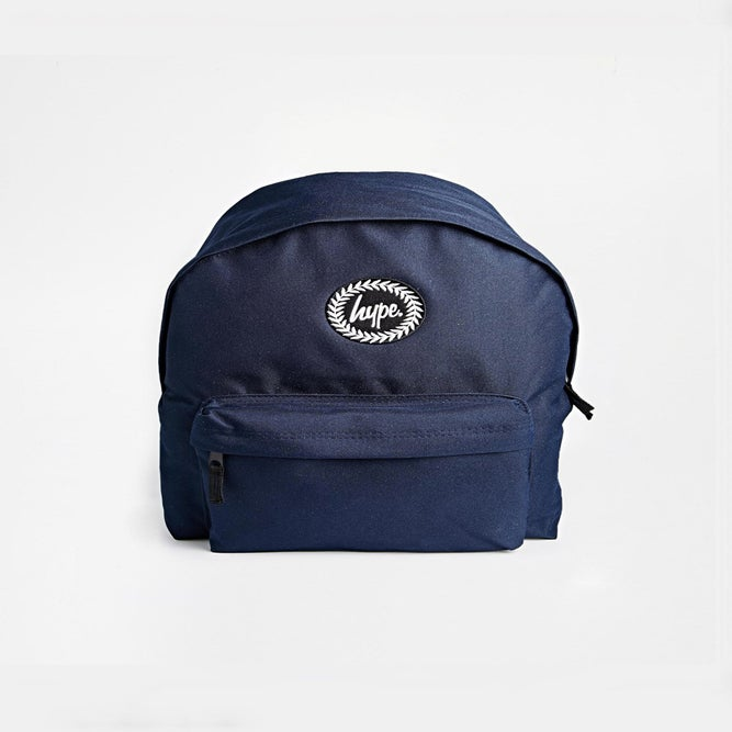Image of HYPE. NAVY BACKPACK