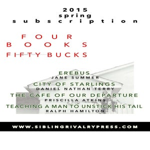 Image of SPRING 2015 BUNDLE: Four Books/Fifty Bucks