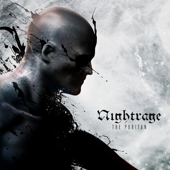 Image of Nightrage - The Puritan [CD]