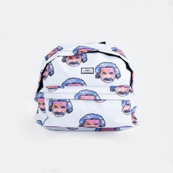 Image of HYPE. POLKA FACE BACKPACK