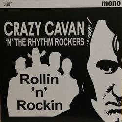 Image of ROLLIN'N' ROCKIN ON VINYL - CATALOGUE:GRLP61016