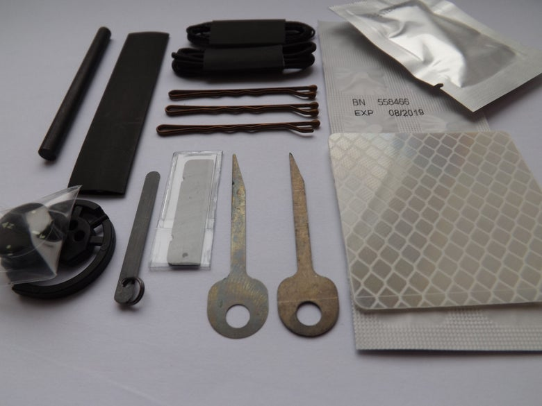 Image of ST6 - Seal Team Six Recovery Kit MKII AQUA