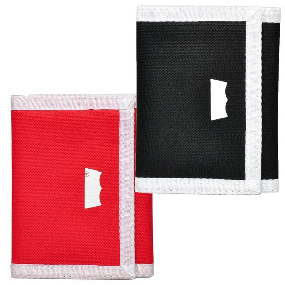 Image of Levi's Trifold Fabric Wallet