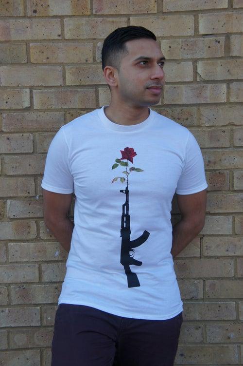 Image of 'Kill Them With Love II' Tee #GunRose