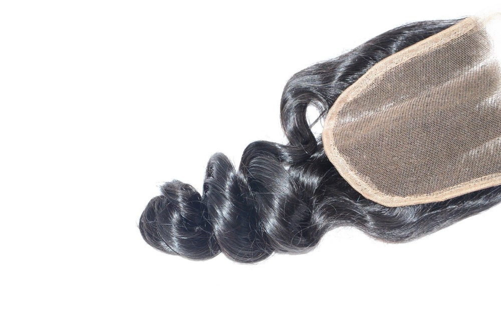 Image of Lace Front Closure - Indian Loose Wave