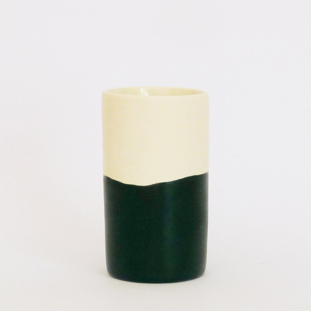 Image of BLACK WASH BEAKER (SMALL)