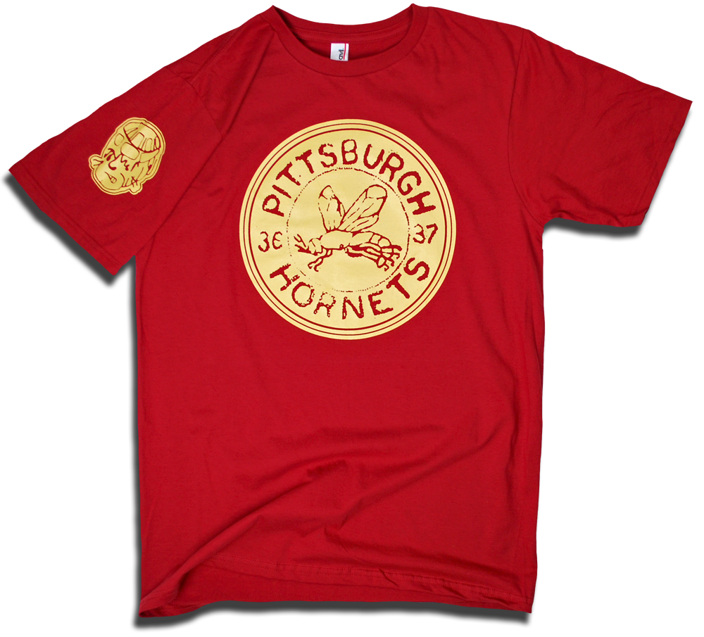 Backpage Com Detroit >> Pittsburgh Hornets custom 1936 hockey tee by Backpage ...