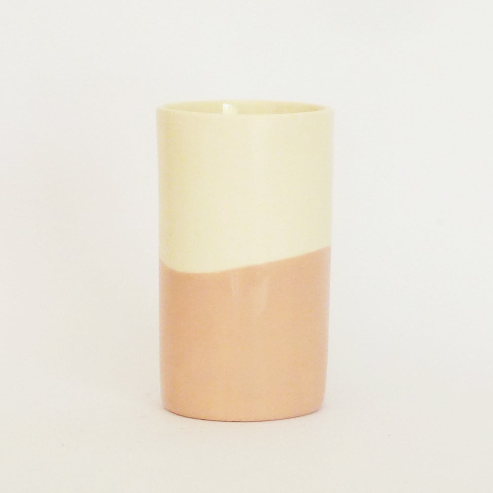 Image of PEACH WASH BEAKER (SMALL)