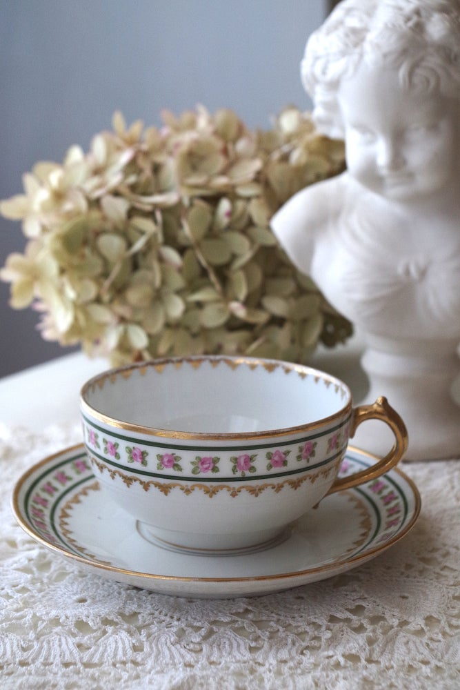 Image of French Tea Cup