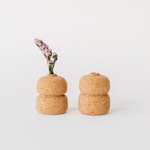 Image of Double Cork Vase