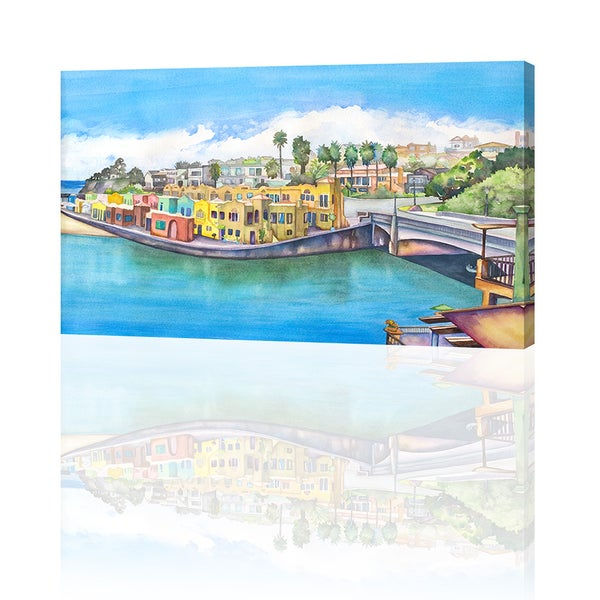 Image of Venetian View Giclee Print