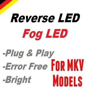 Image of MKV Model R32 /  Jetta / GTI / Golf Reverse - Fog combo