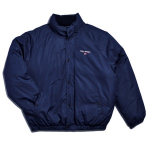 Image of 90s RALPH LAUREN POLO SPORT DOWN PUFFA JACKET