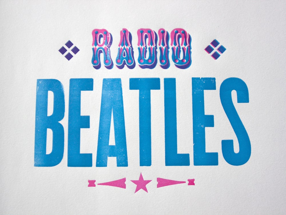 Image of Radio Beatles