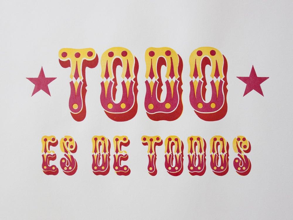 Image of Todo es de todos