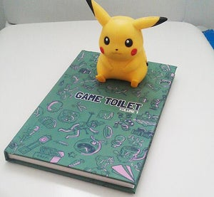 Image of The GameToilet Book : Volume 1