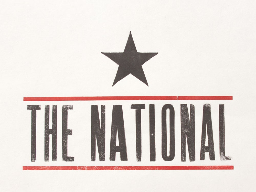 Image of The National