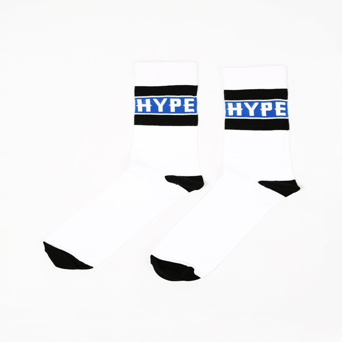 Image of HYPE. JUST HYPE SPORTING SOCKS