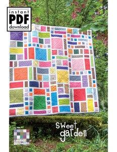 Image of  No. 026 -- Sweet Garden {PDF Version}