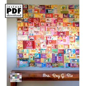 Image of  No. 013 -- Mrs. Roy G. Biv {PDF Version}