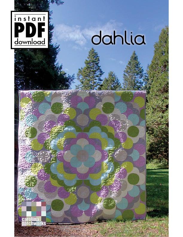 Image of  No. 066 -- Dahlia {PDF Version}
