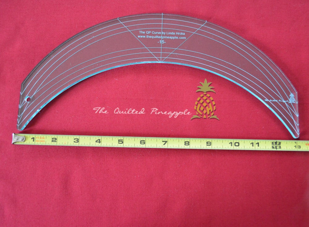 Image of #15 QP Curve Template by Linda Hrcka