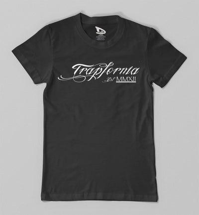 Image of TRAPfornia MMXII T-Shirt - White Print