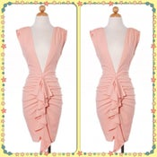 Image of Peach Dream Dress
