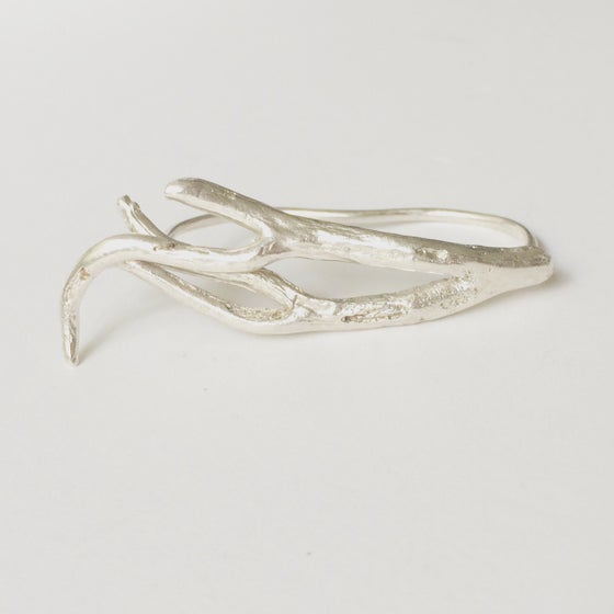Image of Cape Schanck double ring - silver