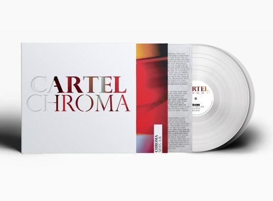 Image of Cartel - Chroma - VINYL - 10 Year Anniversary edition
