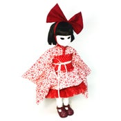 """Image of 14"""" 'Gratia Valentine' Limited Edition Little Apple Doll"""