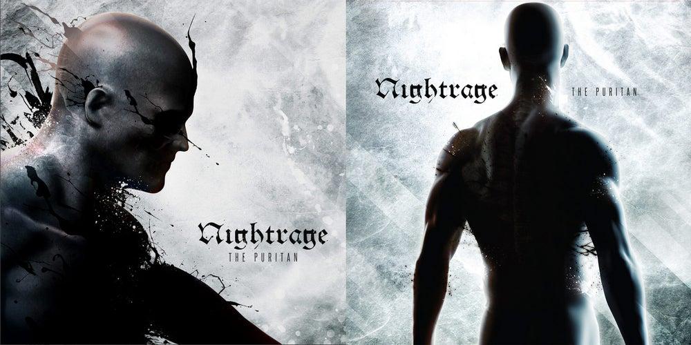 Image of Nightrage - The Puritan [CD/VINYL]