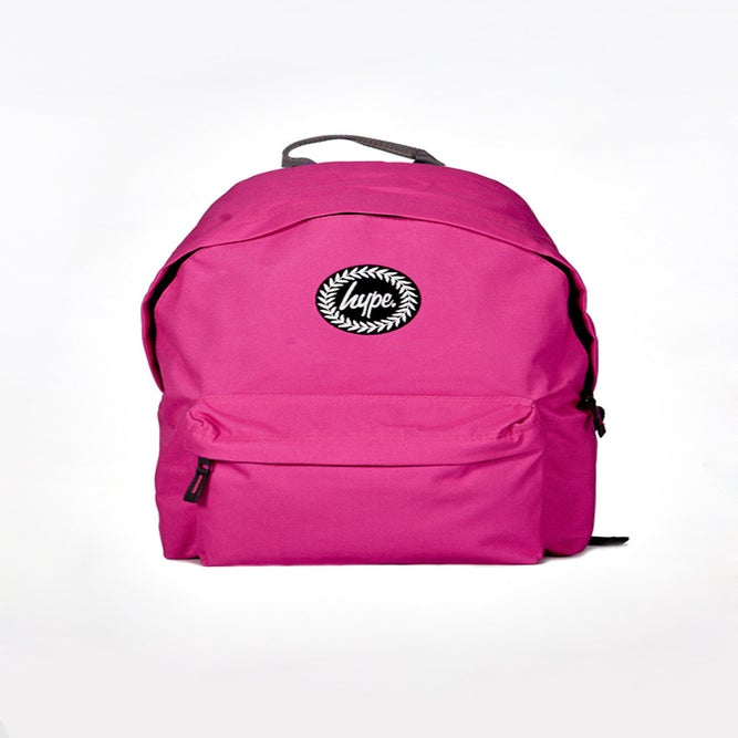 Image of HYPE. PINK BACKPACK