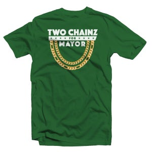 Image of 2 Chainz for Mayor
