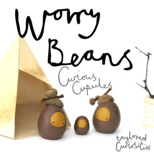 Image of Worry Beans: Curious Cupules